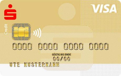 Sparkasse Karte.Visa Gold Karte Kreditkarte Sparkasse Aachen
