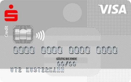 Sparkasse Karte.Visa Classic Karte Kreditkarte Sparkasse Aachen